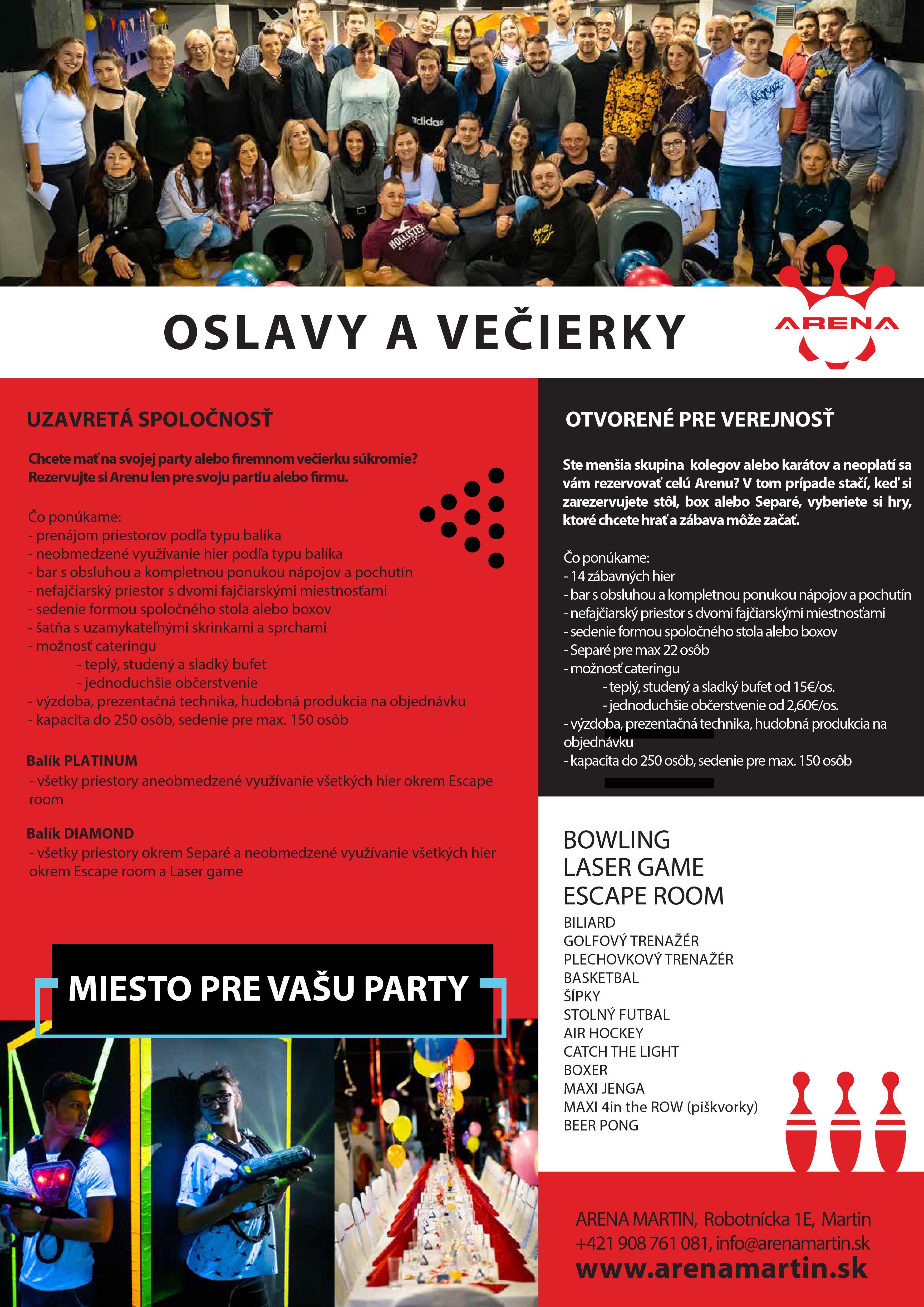 oslavy a vecierky 2019-01